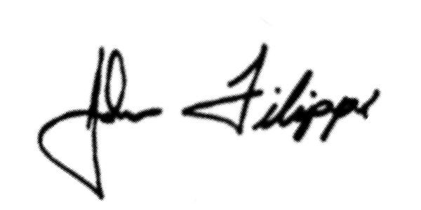 john filippi signature logo