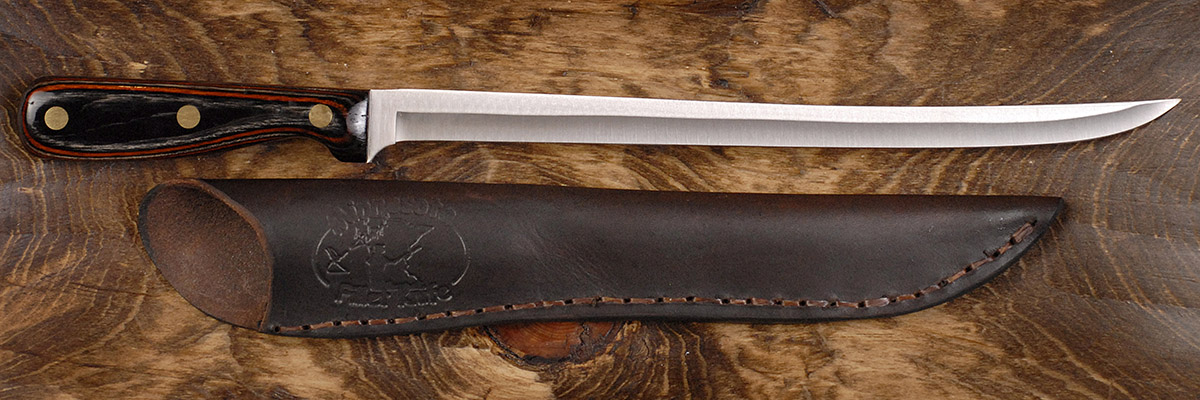 king salmon prairie smoke fillet knife